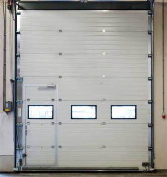滑升式工业门